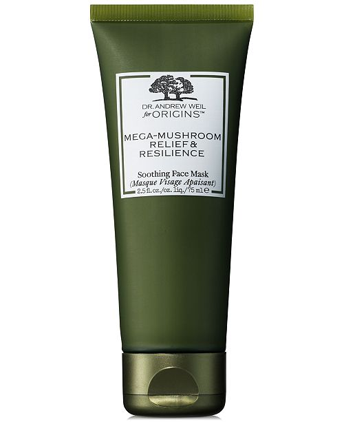 Origins Dr. Andrew Weil For Origins Mega-Mushroom Relief & Resilience Soothing Face Mask, 2.5-oz.