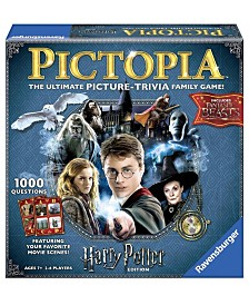 Pictopia Family Trivia Game - Harry Potter Edition