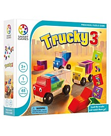 Trucky 3 Puzzle Game