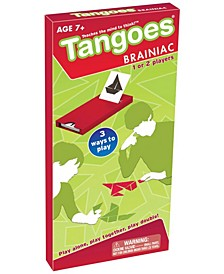 Tangoes Brainiac Puzzle Game