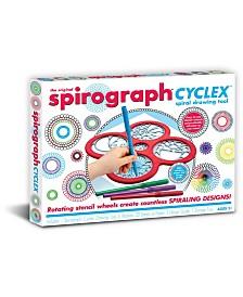 Spirograph Cyclex Spiral Drawing Tool