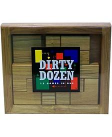 Dirty Dozen Brain Teaser Puzzle
