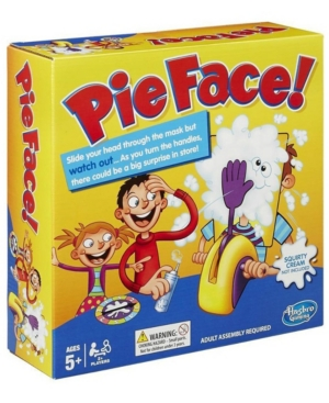 Pie Face! Game
