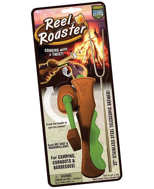 Hog Wild Marshmallow and Hot Dog Reel Roaster