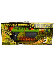 Camo Double Barrel Power Popper