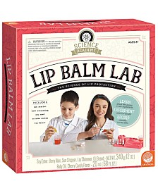 Science Academy - Lip Balm Lab