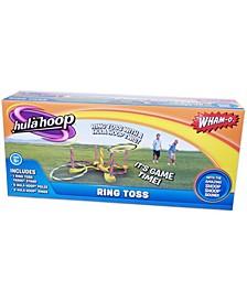 Hula Hoop Ring Toss Set