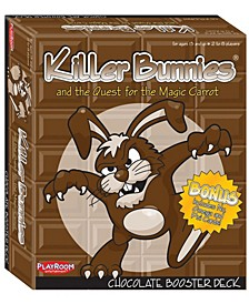 Killer Bunnies and the Quest for the Magic Carrot- Chocolate Booster Deck