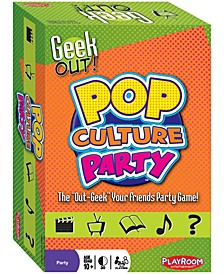 Geek Out! Pop Culture Party Edition