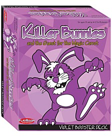 Killer Bunnies and the Quest for the Magic Carrot- Violet Booster Deck (4)
