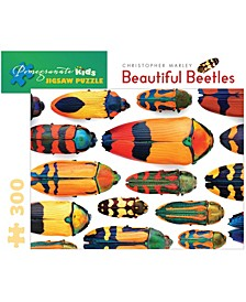 Christopher Marley - Beautiful Beetles Puzzle- 300 Pieces