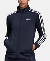 new style b0f13 810d0 adidas Essential 3-Stripe Tricot Track Jacket