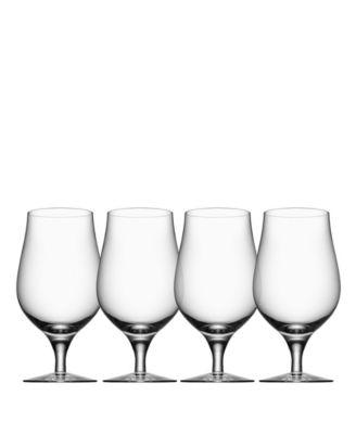 Beer Taster Glasses, Set of 4
