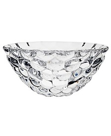 Orrefors Raspberry Medium Bowl