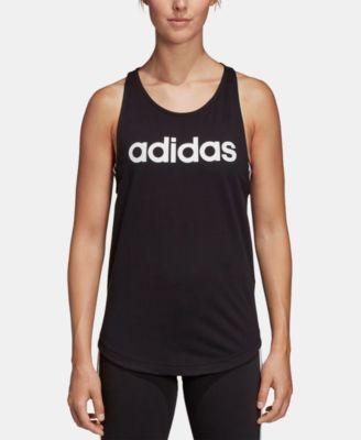adidas Women/'s Training Performance Tank Top 3 Colors!