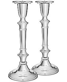 """Godinger Revere 11"""" Candlesticks, Set of 2"""