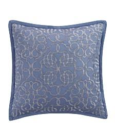 Eva Longoria Black Label Lacework Collection 16X16 Decorative Pillow