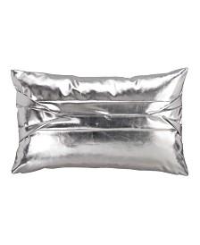 Eva Longoria Black Label Abergine Collection 12X20 Decorative Pillow
