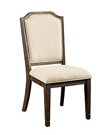 Elliot Dining Chair (Set Of 2), Quick Ship