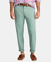b1d6e289 Polo Ralph Lauren Men's Straight-Fit Bedford Stretch Chino Pants