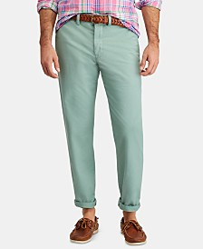 Polo Ralph Lauren Men's Straight-Fit Bedford Stretch Chino Pants