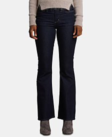 Silver Jeans Co. Mazy Flare-Leg Jeans