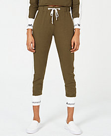 Waisted Forest Jogger Track Pants
