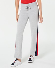 Tommy Hilfiger Sport Side-Stripe Drawstring Pants