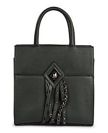 Céline Dion Collection Leather-Like Legato Satchel