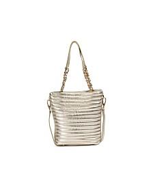 Céline Dion Collection Leather Vibrato Satchel