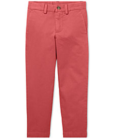Polo Ralph Lauren Toddler Boys Cotton Skinny Chino Pants