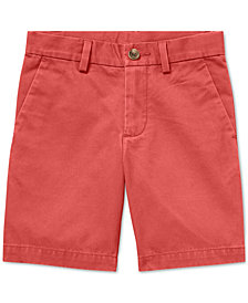 Polo Ralph Lauren Toddler Boys Slim Fit Cotton Chino Shorts