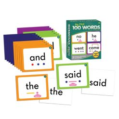 Junior Learning My First 100 Words Learning Set