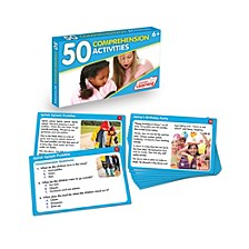 50 Comprehension Activities Learning Set