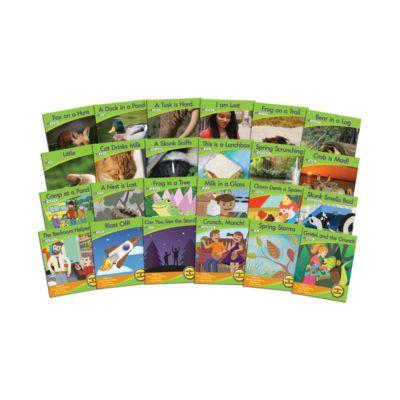 Junior Learning Blend Readers Fiction Learning Set