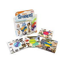 Junior Learning Story Spinners Educational Learning Game