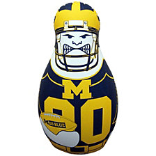 Fremont Die NCAA Michigan Wolverines Tackle Buddy Inflatable Punching Bag