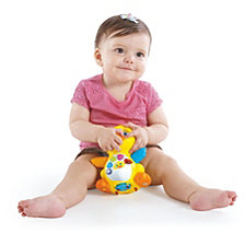 Hola Light Up Dancing and Singing Duck Toy Musical and Educational Toy