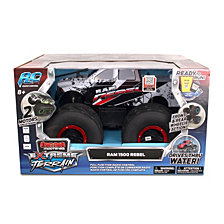NKOK Mean Machines 1 8 Extreme Terrain RTR RAM 1500 Rebel Remote Control Toy