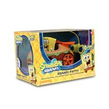 NKOK SpongeBob Squarepants RC Krabby Patty with SpongeBob