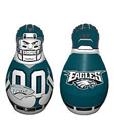 Fremont Die NFL Philadelphia Eagles Tackle Buddy Inflatable Punching Bag