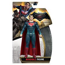NJ Croce DC Comics Batman VS. Superman Superman Bendable Figure