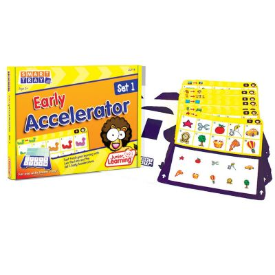 Junior Learning Smart Tray Early Accelerator Set 1