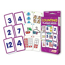 Counting Flashcards Animals, Objects and Ten Frames