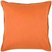 """Solid 20"""" x 20"""" Down Filled Pillow"""