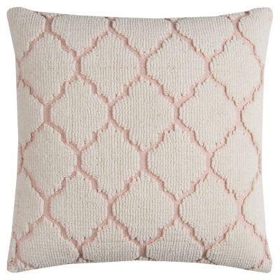 """20"""" x 20"""" Hexagon Design Pillow Down Filled"""