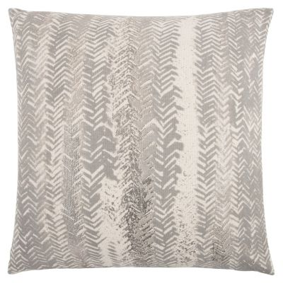 """20"""" x 20"""" Vertical Striped Down Filled Pillow"""