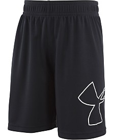 Under Armour Toddler Boys UA Level Up Logo Shorts
