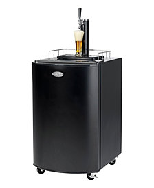 Nostalgia 5.1 Cubic-Foot Full Size Kegorator Draft Beer Dispenser