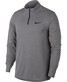 Nike Men's Big & Tall Superset Quarter-Zip Training Top